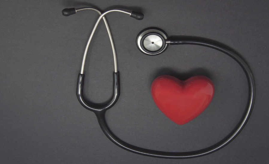 Healthy heart gives a happy life!