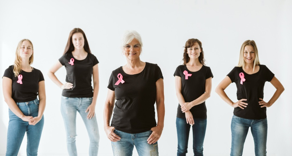 What happens to a women's body in her 50's?